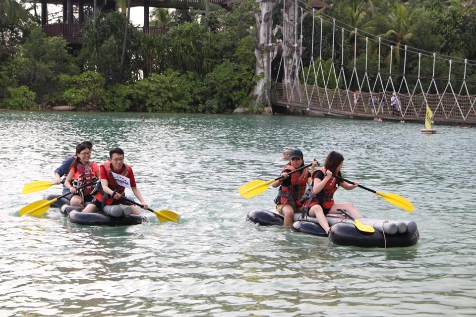 Team Building Activities Singapore | Fun Interactive