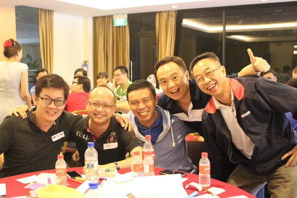 Indoor Team Building Program Singapore Fun Engaging Team Activities